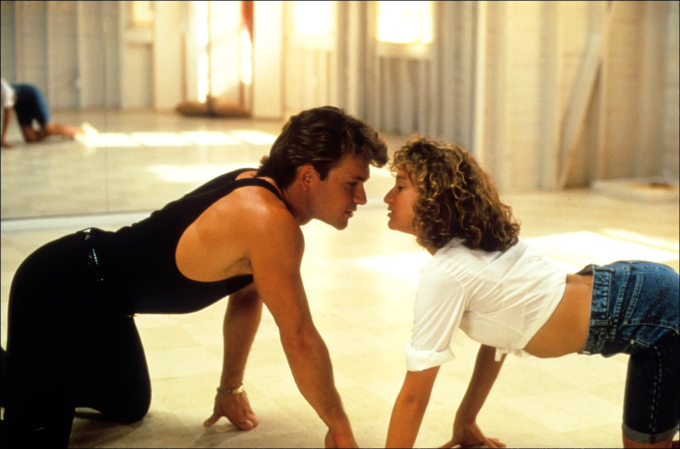 Escena de Dirty Dancing
