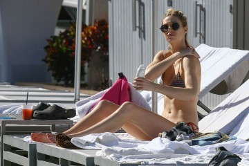 Whitney Port en Miami